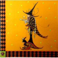 Салфетка Гостепреимная ведьма (669)