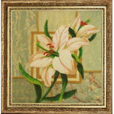 Белая лилия (252)