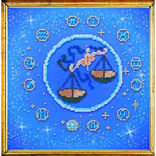 Знаки Зодиака. Весы (AB-007-08)