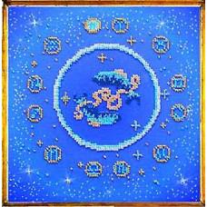 Знаки Зодиака. Рыбы (AB-007-12)