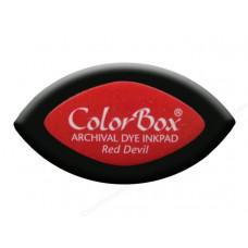 Чернила на основе красителя ColorBox Archival Dye Ink Pad Cats Eye Red Devil (27105)