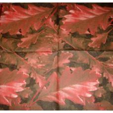 Салфетка Багряные листья (753)