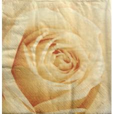 Салфетка Роза чайная (769)