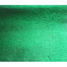 Гофробумага металлик, зеленая, 50 г/м.кв. (703005)