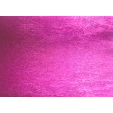 Гофробумага металлик, пурпурная, 50 г/м.кв. (703006)