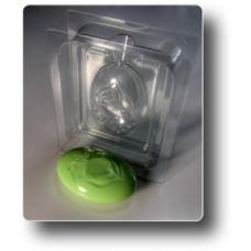 Форма для мыла 3D Нарцисс (2 части)