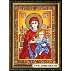 Венчальная пара Богородица (AB-145)
