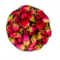 Бутоны роз  Only красные (высушенные) (26975)