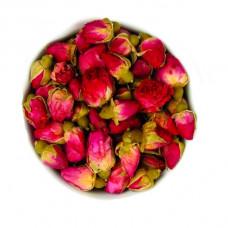 Бутоны роз красные (высушенные)