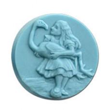 Форма для мыла Алиса в стране Чудес (WOND2-1331)