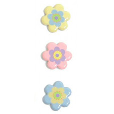 Брадсы Цветы Пастельные (451187-2), эконом-пакет