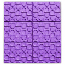 Форма для мыла (под нарезку) Леденцы (TR-OPART1328)