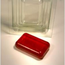 Форма для мыла 3D Прямоугольник (2 части)