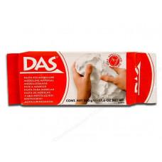 Глина для моделирования DAS, белая, 500г (387000)