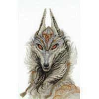 Набор для вышивания крестиком Чарівна мить Хранитель тайны (М-423)