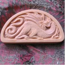 Форма для мыла Дракон (DRAG1325)