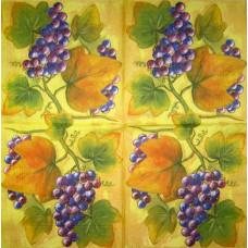 Салфетка Виноградные гроздья (826)