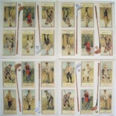 Салфетка История гольфа (839)