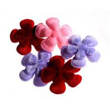 Набор Объемные пушистые цветы (DL-AK8P)