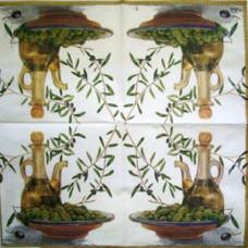 Салфетка Масло оливковое (902)