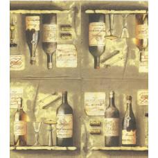 Салфетка В винном подвальчике (маленькая) (906)