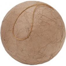 Заготовка из папье-маше, Шар, 100 мм (2847-17-1010818)