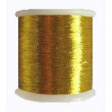 Металлизированная нить (золото)
