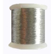 Металлизированная нить (серебро)