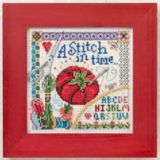 Набор для вышивания Mill Hill Время вышивать (MH142104)