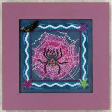 Набор для вышивания Mill Hill Волшебная паутина (MH142205)