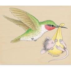 Резиновый штамп A Birdie Told Me (HMKR1053)