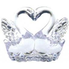 Декоративные украшения Лебеди, 2 шт. (WB222)