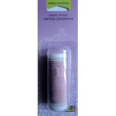 Нитка-резинка, розовая (401047)