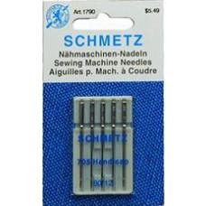 Набор игл Schmetz для швейной машинки № 80/12 (1790)