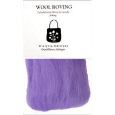 Шерсть для валяния Wistyria Editions Lavender (844R)