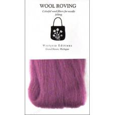 Шерсть для валяния Wistyria Editions Lilac Haze (808R)