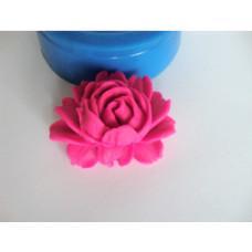 Молд силиконовый Роза 1 (57)
