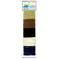 Набор хлопковых шнуров для рукоделия, Natural(89002.56)
