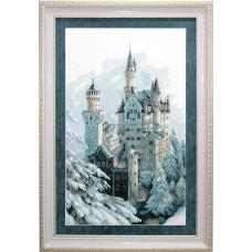 Замок зимой (М-98 - А-151)*