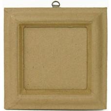 Рамка из папье маше квадратная (CPLAC1029R)