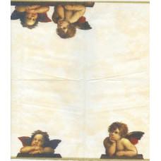 Салфетка Ангелы Рафаэля (658)