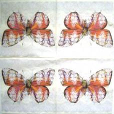 Салфетка Великолепная бабочка (994)