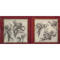 Салфетка Играющие ангелочки (1026)
