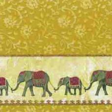 Салфетка Вереница слонов (1057)