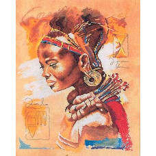 Африканка - African Woman(PN8009)
