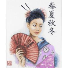 Китайская девушка - Chinese Woman (34905)