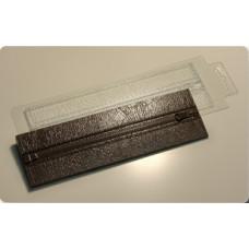 Форма для шоколада Шоколад на молнии