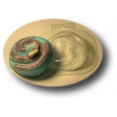Форма для мыла Змейка-чародейка