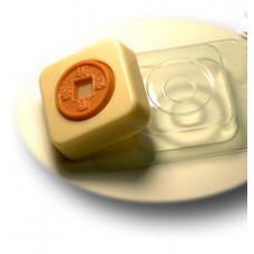 Глю-форма для мыла Квадрат-круг