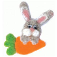 Набор для валяния Любитель морковки (В-02)